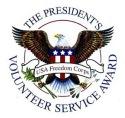 总统志愿者服务奖